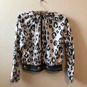 4b71e6df5e29 Adidas by Stella McCartney Jackets & Coats - Adidas stellasport jacket  cheetah print McCartney